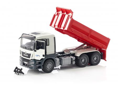 Camion basculanta MAN TGS - 51.5 x 18.5 x 26 cm2