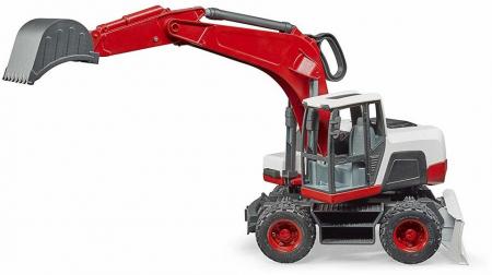 Jucarie Excavator Bruder mobil - 45 x 18 x 28 cm3