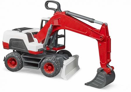 Jucarie Excavator Bruder mobil - 45 x 18 x 28 cm2
