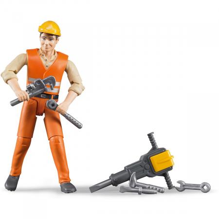 Figurina constructor cu accesorii Bruder [1]