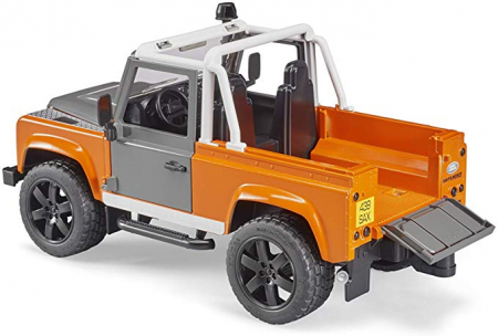Jucarie Jeep Land Rover Defender Pick Up - 28 x 13.8 x 14.3 cm2