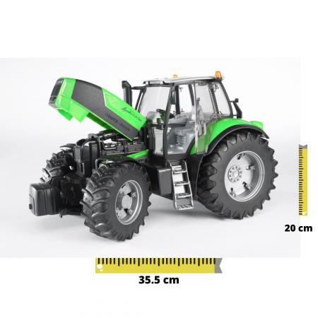 Tractor Deutz Agrotron model X720, Bruder [0]