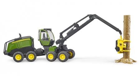 Jucarie tractor forestier John Deere 1270G - 50.0 x 17.0 x 23.0 cm1