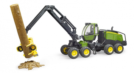 Jucarie tractor forestier John Deere 1270G - 50.0 x 17.0 x 23.0 cm3