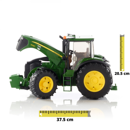 Tractor John Deere verde, modelul 7930, Bruder [0]