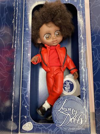 Papusa Michael editie Limitata Deluxe, colectia The Biggers, Berjuan, handmade luxury dolls [4]