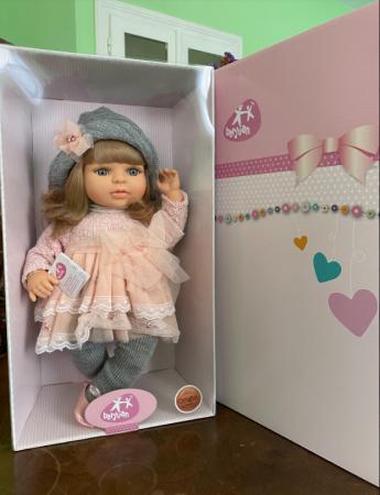 Papusa fetita Laura, colectia Boutique - 40 cm3