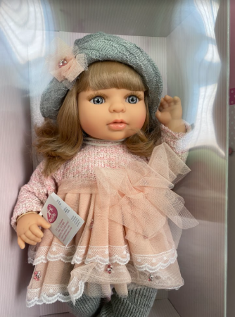Papusa fetita Laura, colectia Boutique - 40 cm2