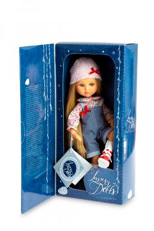 Papusa handmade Bonita Deluxe, Editie Limitata, colectia Eva, Berjuan luxury dolls [5]