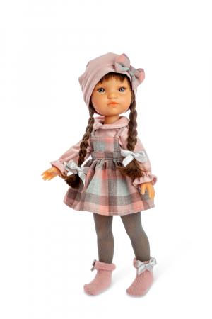 Papusa Jimena Trenzas, colectia My Girl, Berjuan handmade luxury dolls [0]