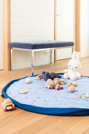 Saltea bebe 3 in 1 Play&Go  bumbac 100% imprimeu vesel [2]