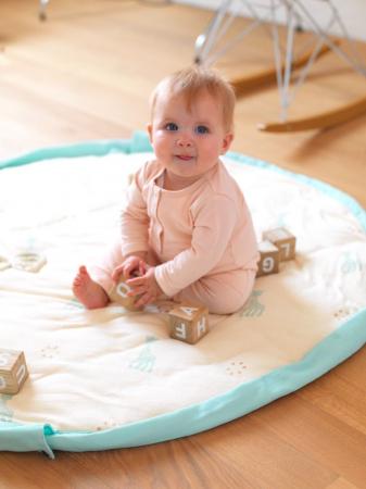 Saltea bebe 3 in 1 bumbac premium Play&Go [0]