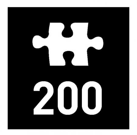 Puzzle tractor John Deere 6150R - 43 x 29,1 cm1