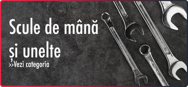 Scule de mână și unelte