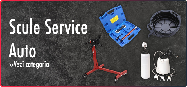 Scule service auto
