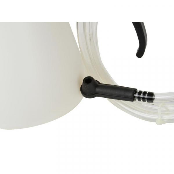 Dispozitiv pneumatic pentru schimbat si aerisit lichidul de frana 6