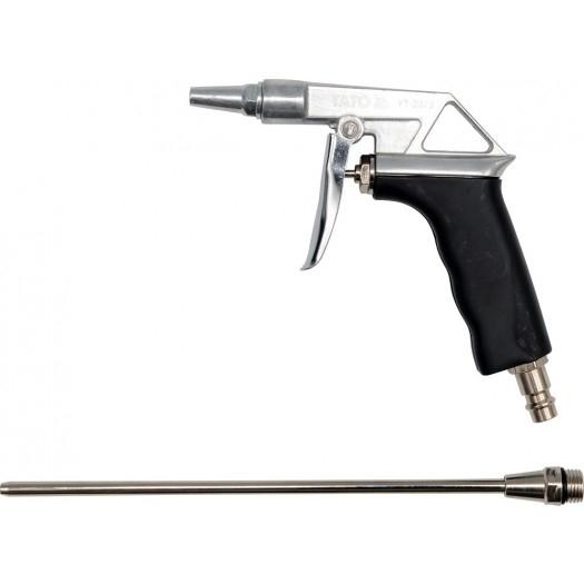 Pistol pentru suflat aer cu tija lunga 1/4 0