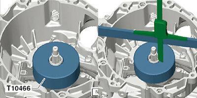 Adaptor centrat ambreiaj VAG DSG [3]