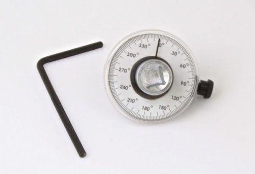 Calibrator strans suruburi la unghi in grade 0 - 360º 2