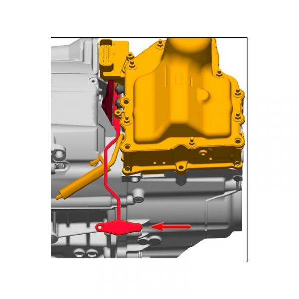 Cheie pentru cutii viteze DSG 7 trepte 1