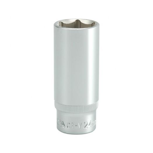 Cheie tubulara lunga 1/2 24mm 0