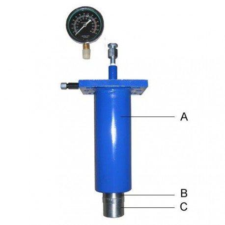 Cilindru hidraulic 50t 0