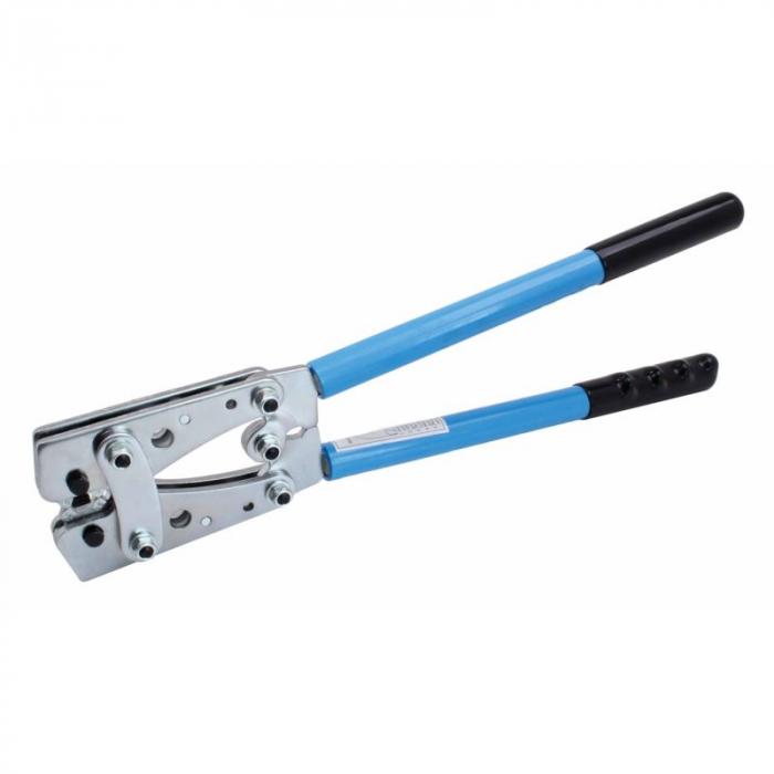 Cleste pentru strans papuci/terminale electrice 1