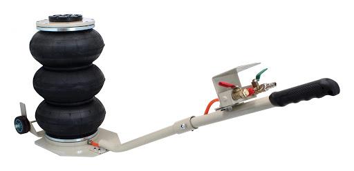 Pachet Vulcanizare Asta 1-Cric perna aer 3T + Pistol pneumatic 1/2 1500Nm 1