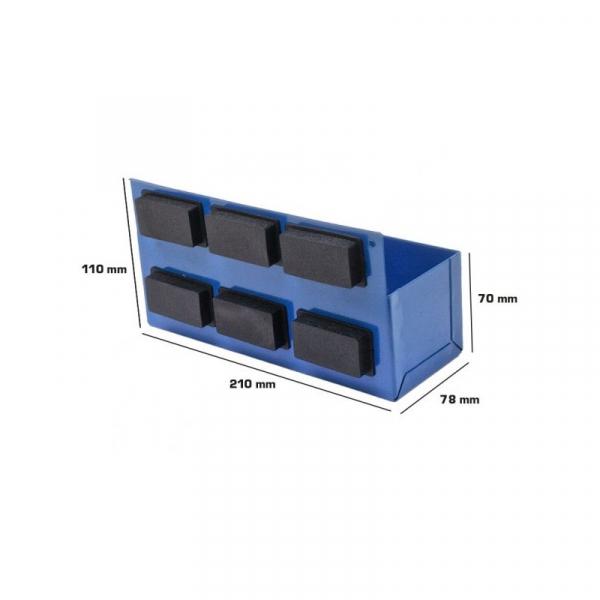 Cutie magnetica pentru depozitare 1