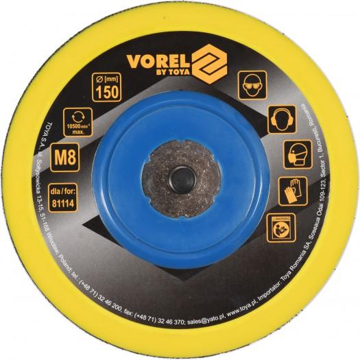 Disc pentru slefuitor 150mm 0
