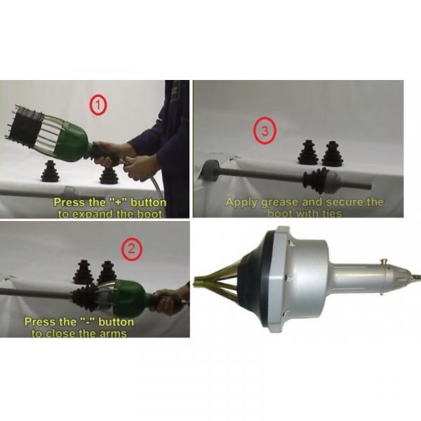 Dispozitiv pneumatic pentru montat burduf planetara 2