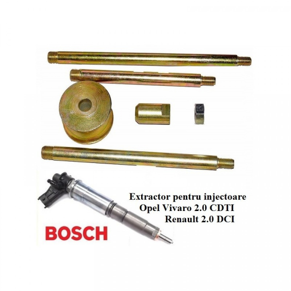 Extractor injectoare Renault Opel Nissan 2.0DCI 0
