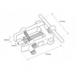 Extractor rulmenti 19-35mm 1