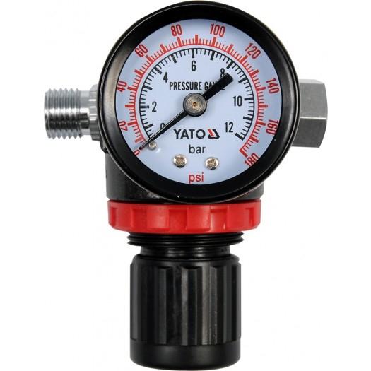 Filtru aer 1/4 cu regulator de presiune 0