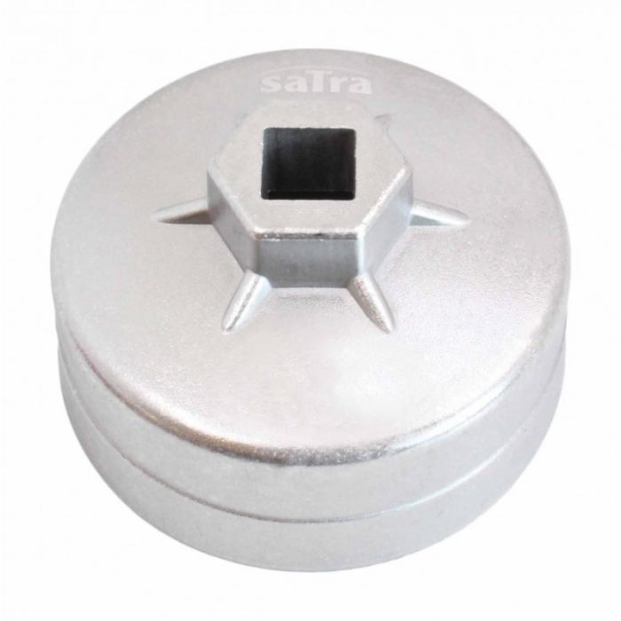 Cheie filtru ulei 74mm 12 laturi 1/2 [3]