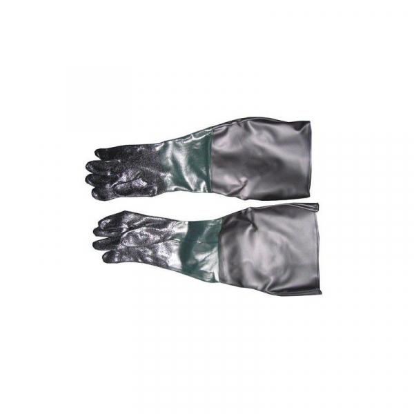 Manusi de protectie pentru sablare 63 cm 0