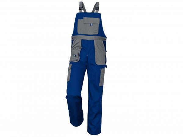 Pantaloni de lucru albastru gri 0