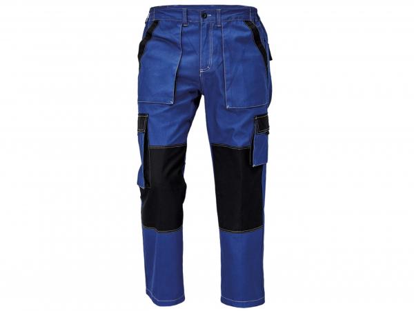 Pantaloni de lucru albastru/negru 0
