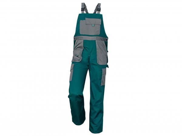 Pantaloni de lucru verde gri 0