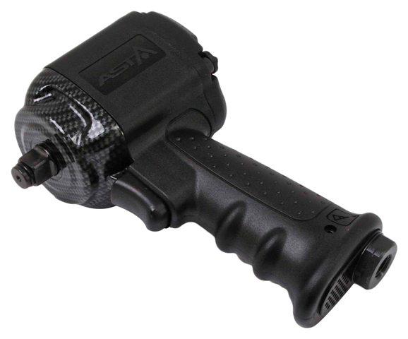 Pachet pistol pneumatic cu cap scurt 850Nm + Set tubulare impact lungi 10 piese 1/2 3