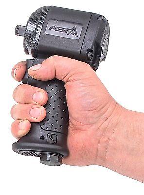 Pachet pistol pneumatic cu cap scurt 850Nm + Set tubulare impact lungi 10 piese 1/2 1