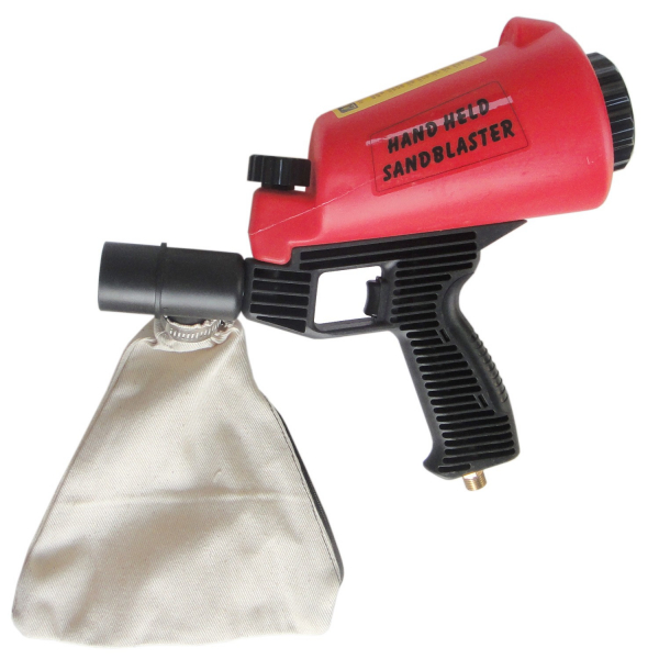 Pistol sablare manual 0.9l 0