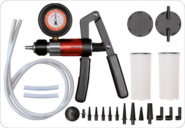 Pompa tester presiune si vacuum 1