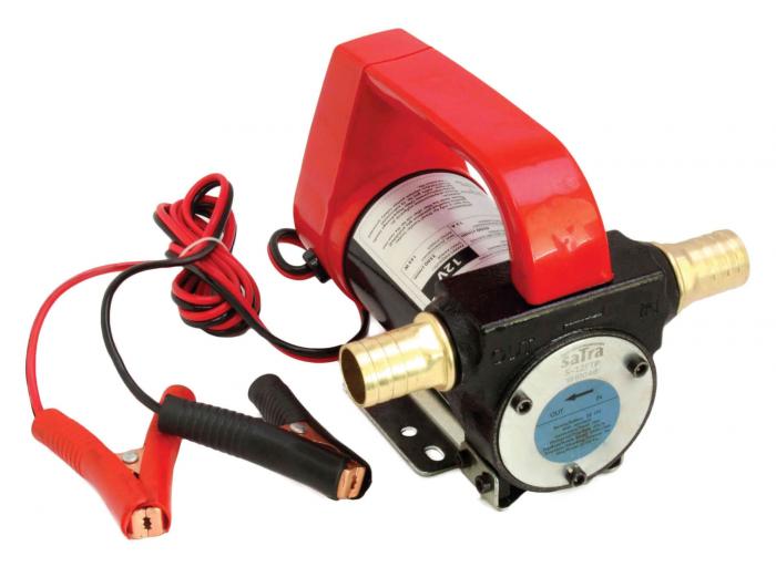 Pompa electrica transfer lichide 40L/min 12V 155W [0]
