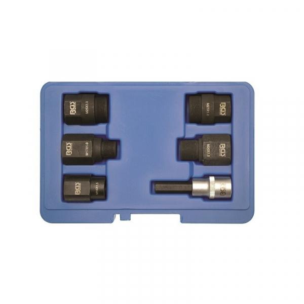 Set adaptoare pentru extras injectoare diesel 6 piese 1