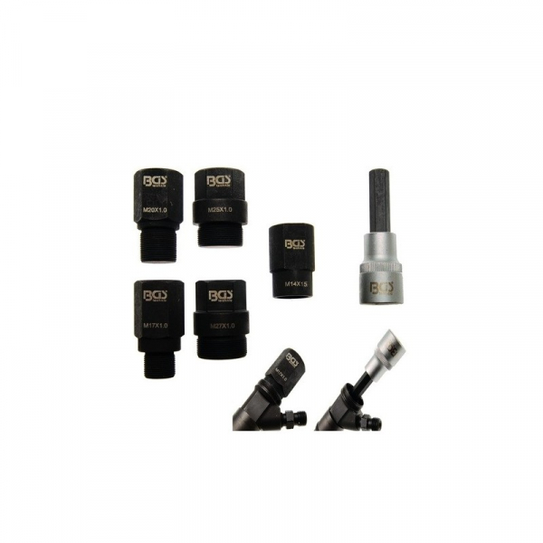 Set adaptoare pentru extras injectoare diesel 6 piese 0