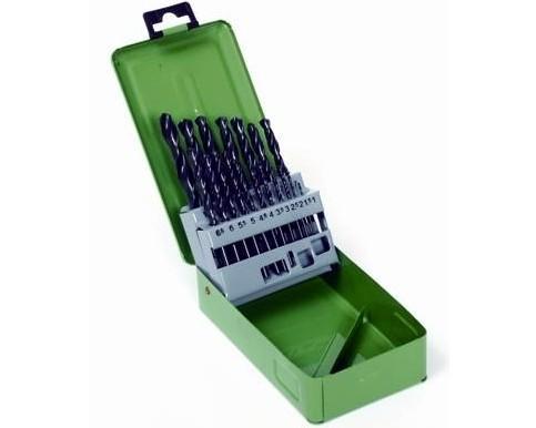 Set burghie metal 19 buc 1-10MM 0