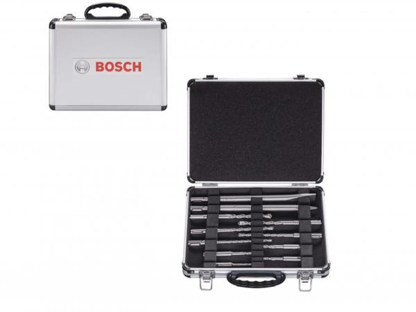 Set burghie si dalti SDS Plus 11buc Bosch 0