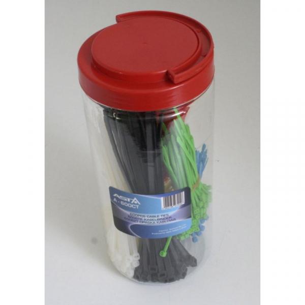 Set coliere plastic 600 piese 1