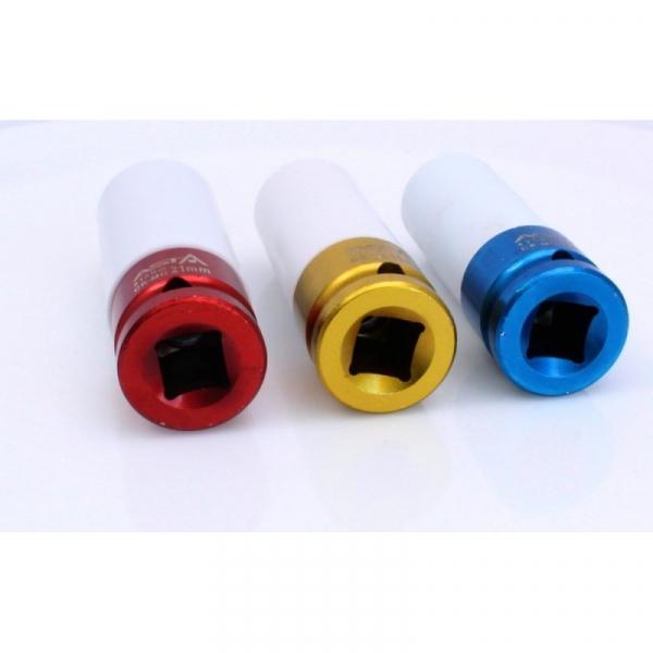 Set tubulare cu protectie 17 19 21mm 2